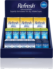 Refresh Direct counter display
