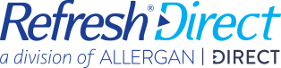 Refresh Direct a division of ALLERGAN | Direct