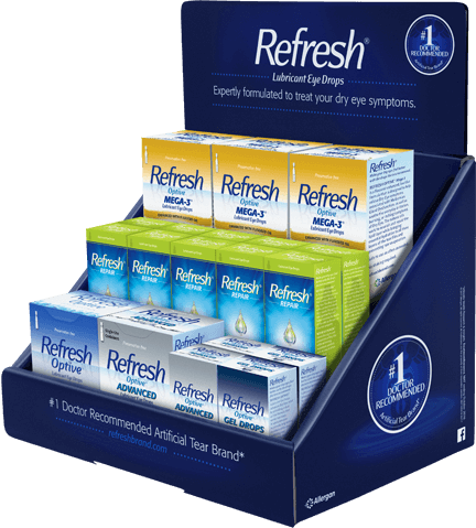Refresh Eye Drops for Healthcare Professionals | Refresh