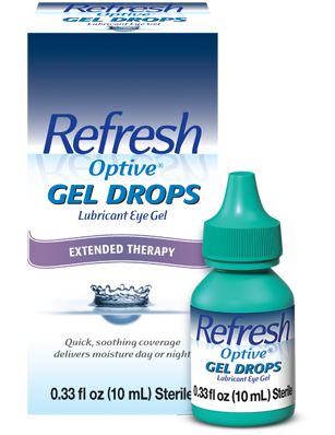REFRESH OPTIVE® Gel Drops product photo