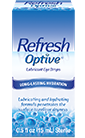 Refresh Optive Eye Drops for Dry Eye