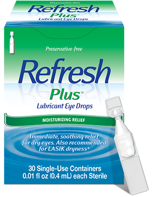 REFRESH PLUS® product photo