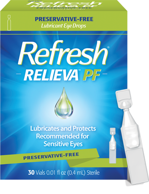 REFRESH® RELIEVA™ PF product photo