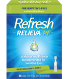Refresh Relieva PF Multidose Lubricant Eye Drops